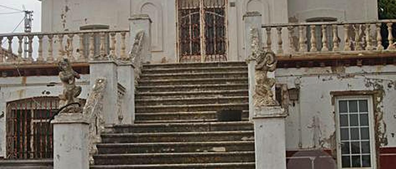 La Dénia de las mansiones victorianas   ARCHIVO LOTY