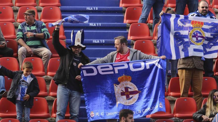 El Dépor cae 2-0 ante el Extremadura