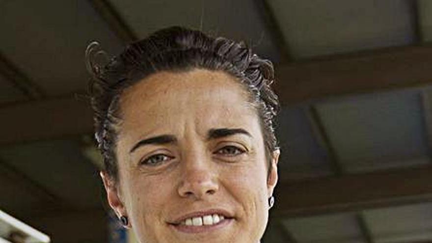 Alba Merino, baja varias semanas por una operación de menisco