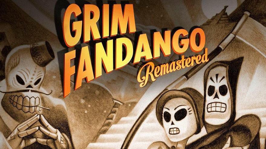 'Grim Fandango' y otros éxitos actualizados de LucasArts se integran en Xbox Game Pass