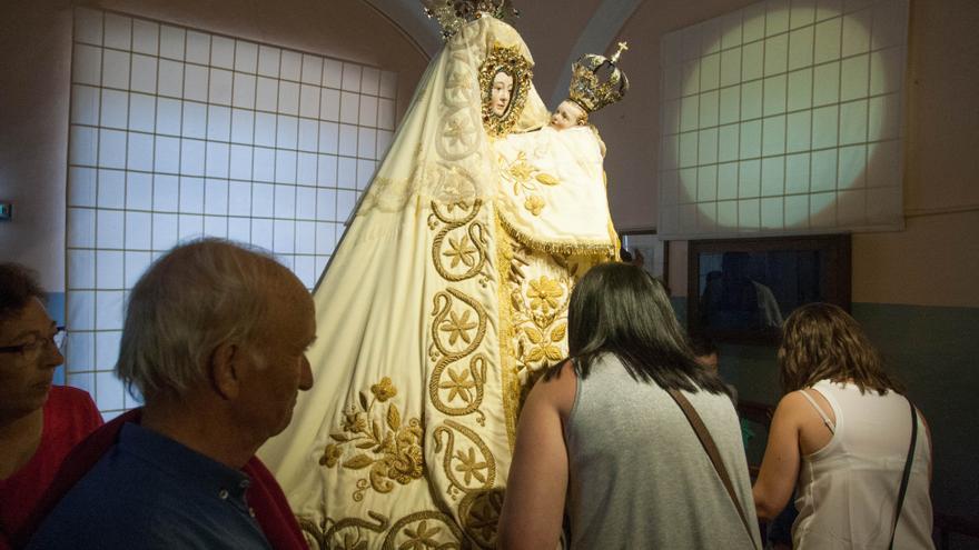 La festividad de la Virgen del Viso también se queda sin romería