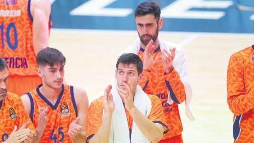 Así fue el MoraBanc Andorra - Valencia Basket