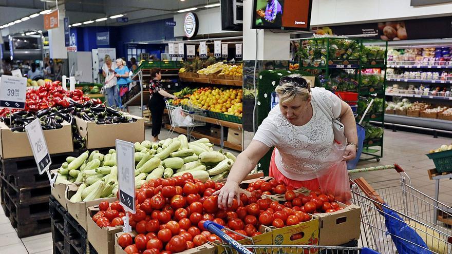 Rusia amplía el veto que causa pérdidas de 130 millones a la agricultura valenciana
