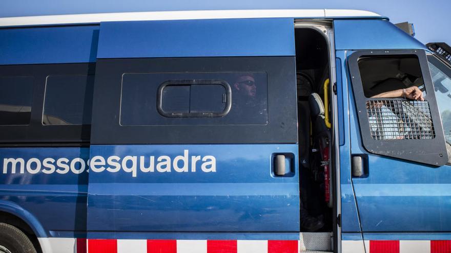 Operación contra el tráfico internacional de marihuana en Barcelona