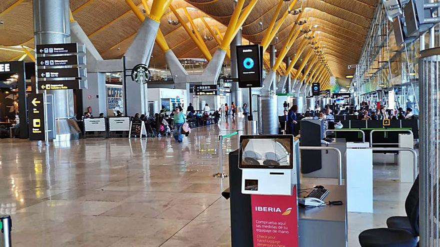 La malagueña Iboardings logra un préstamo de Enisa para su I+D aeroportuaria