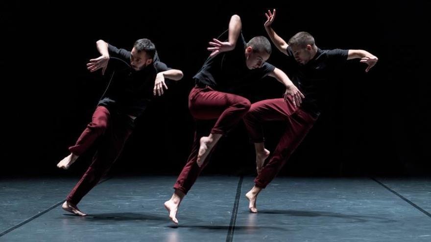 «Tres en danza», en el Chapí