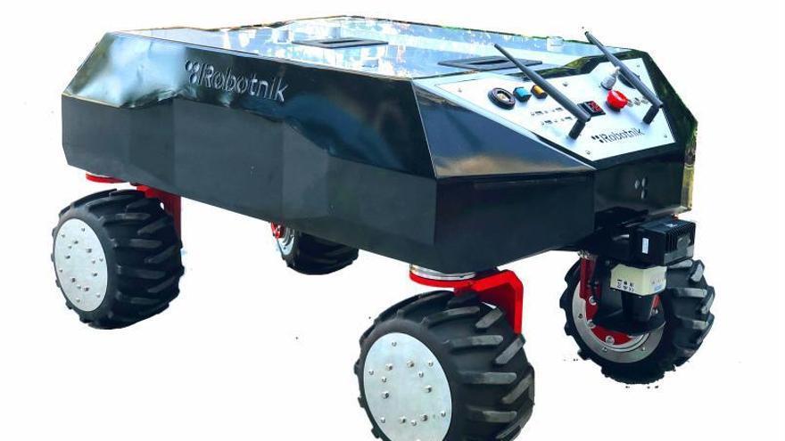 Robots para recoger los residuos urbanos