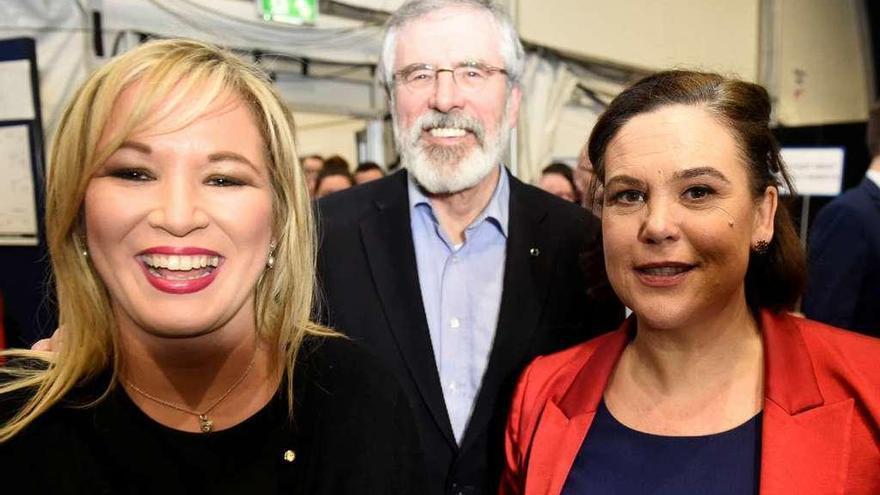 Vuelco electoral en el Ulster al quedar el Sinn Fein a un escaño de los unionistas