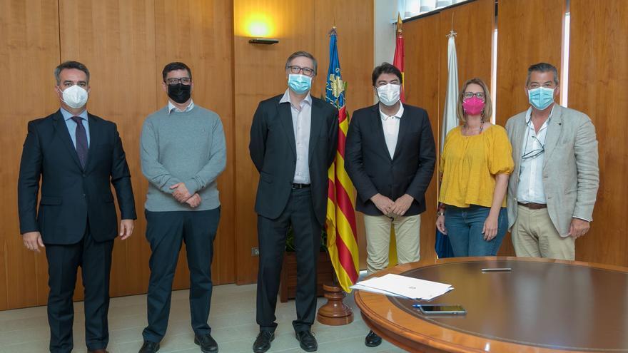 """Aguas de Alicante se incorpora al programa """"Futura"""" del Ayuntamiento para el impulso de la industria digital y el desarrollo tecnológico"""