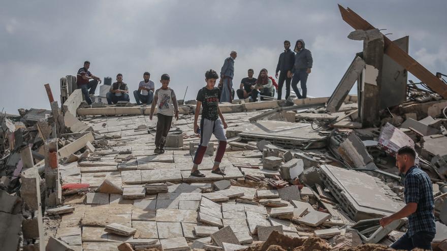 Israel prepara una operación terrestre en Gaza