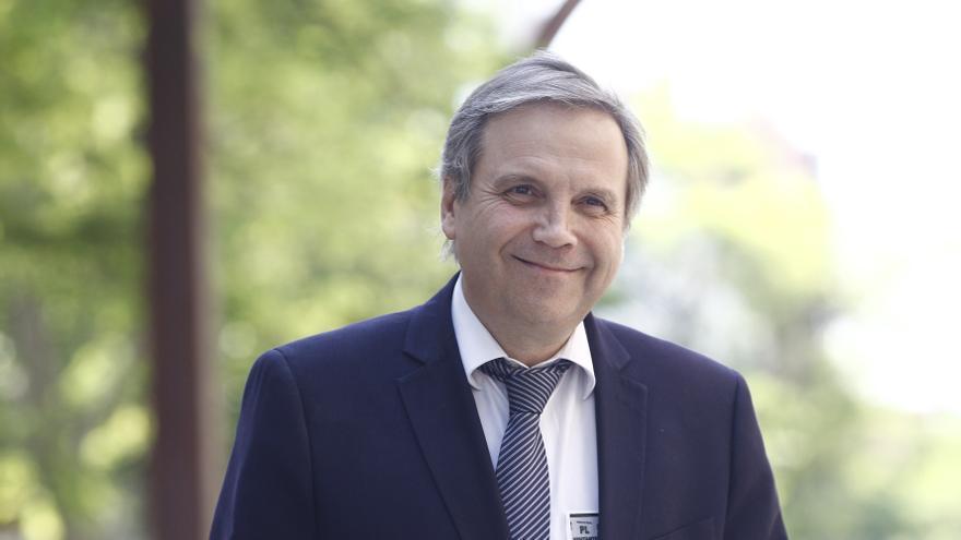 El socialista Antonio Miguel Carmona será nombrado vicepresidente de Iberdrola España
