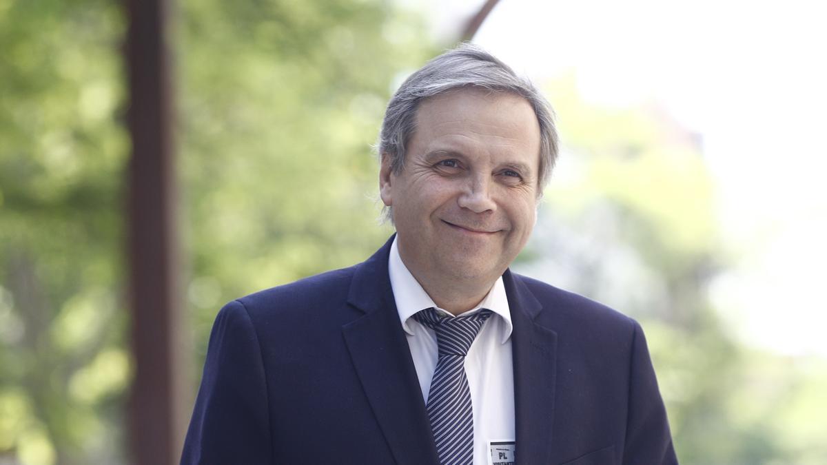 El socialista Antonio Miguel Carmona.