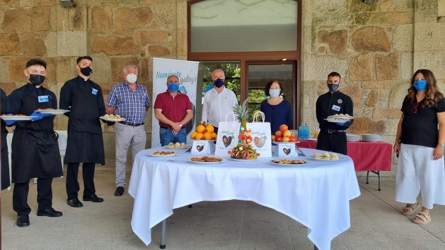 Vilanova calienta los fogones para la Festa do Mexillón e do Berberecho