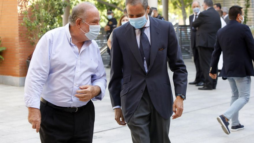 El caso Zaplana seguirá en València en contra de lo que él pretendía