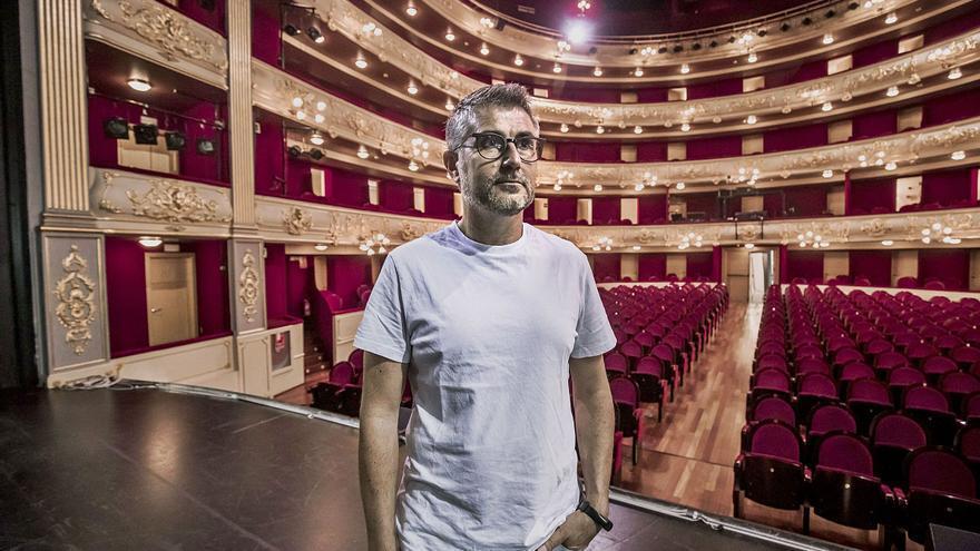 Josep R. Cerdà: «Cuando estás en un cargo público temporal, es una obligación hacerlo lo mejor posible»