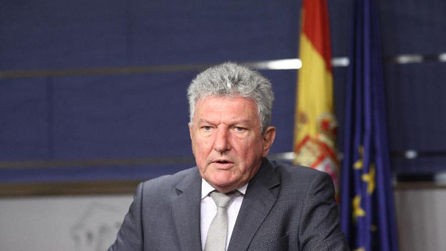 """Quevedo decidirá su voto a los PGE en """"el último minuto"""""""