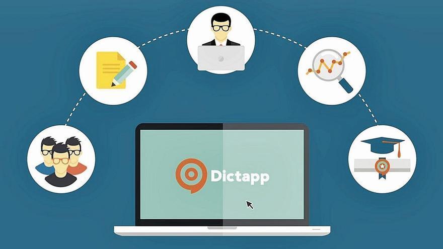Dictapp, el garante de la lengua