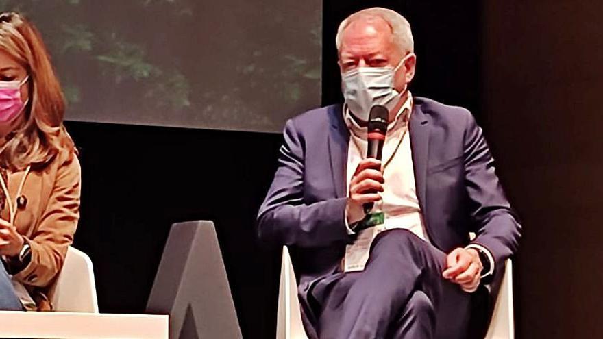 """Martín habla de """"movilidad verde"""" en Alcobendas"""