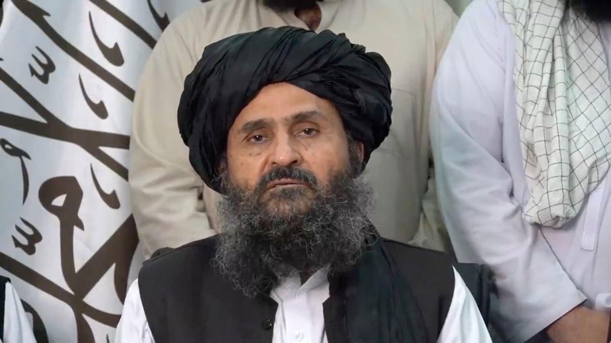 El mulá Abdul Ghani Baradar.