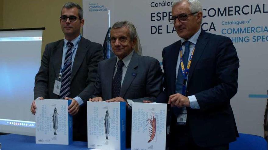 Galicia elabora el mayor catálogo de especies pesqueras de interés comercial de Europa