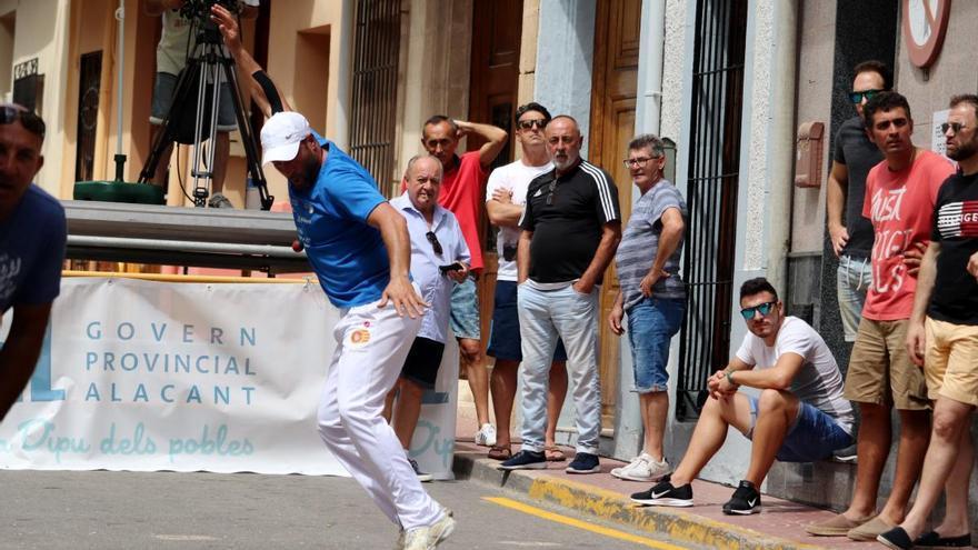 Tibi espera les finals del Trofeu Diputació d'Alacant de Llargues i Palma este cap de setmana