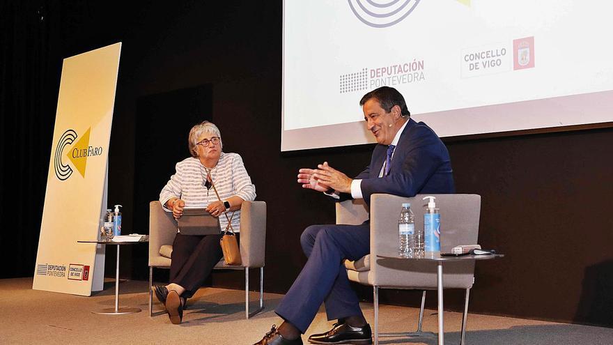 """Javier Trigo: """"El sentido del deporte es ayudarnos a construir una sociedad mejor"""""""