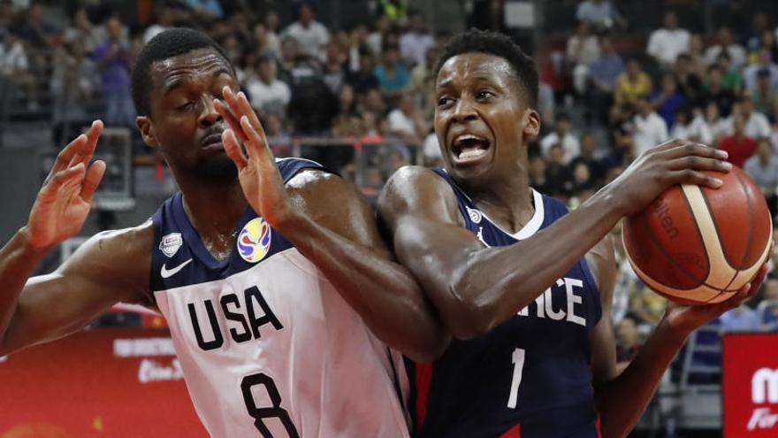 Estats Units cau eliminada contra França