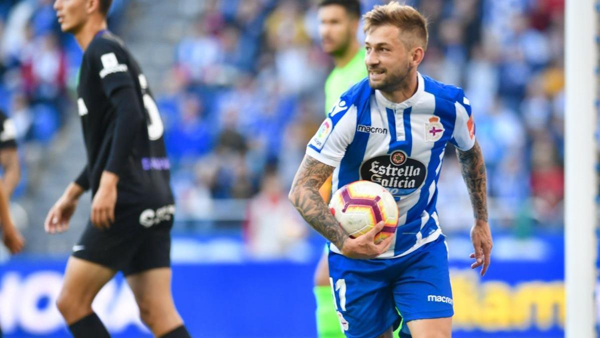 Fede Cartabia se ofrece a regresar al Deportivo