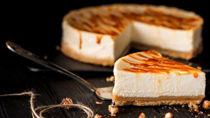 Prepara en tan solo unos minutos esta espectacular tarta de queso al microondas