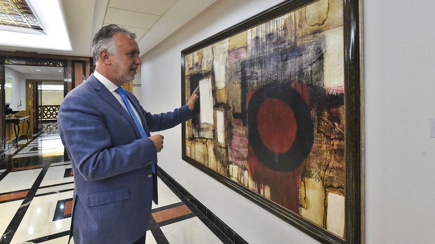 El patrimonio artístico del Gobierno