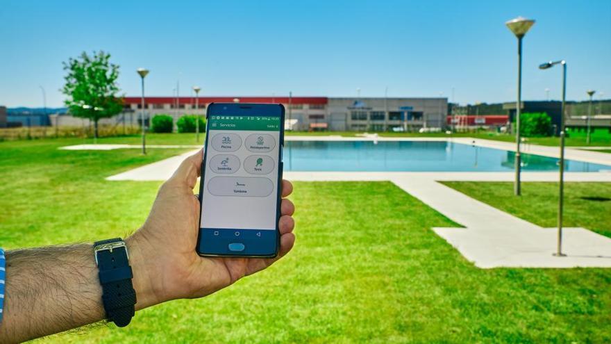 Reabre la piscina de la Tecnópole con wifi gratuito y una app para pagar