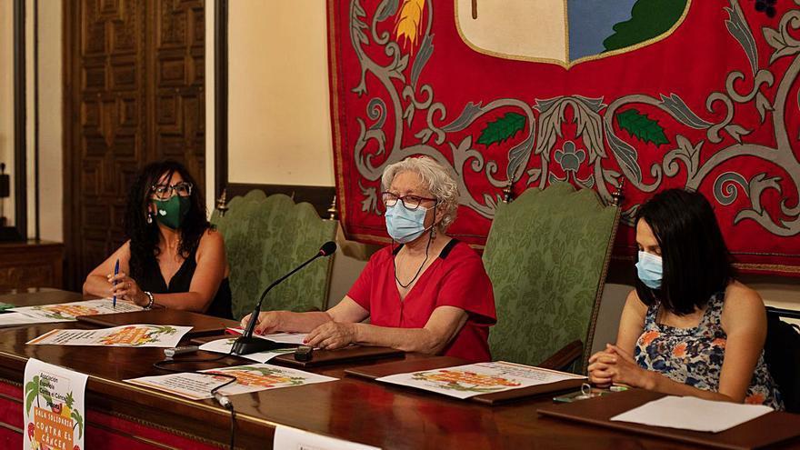 La pandemia obliga a la Asociación del Cáncer de Zamora a duplicar su presupuesto en ayudas sociales