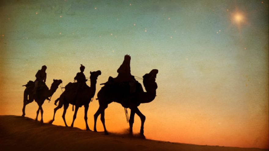 La 'Estrella de Belén' que guió a los Reyes Magos se podrá ver por primera vez esta Navidad