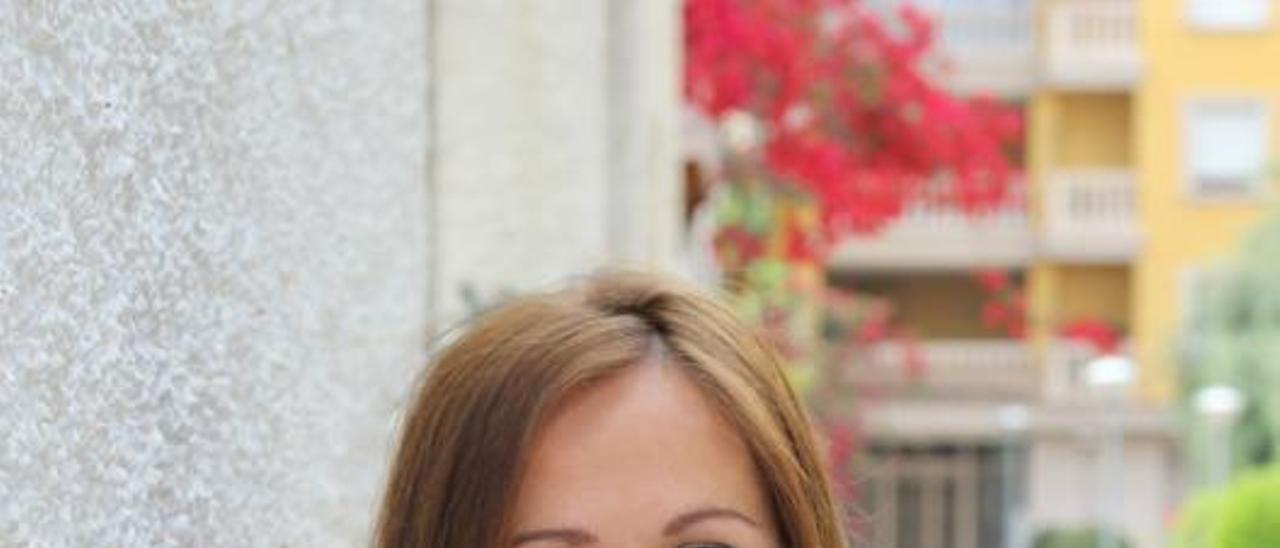 Lourdes Moreno. | LEVANTE-EMV