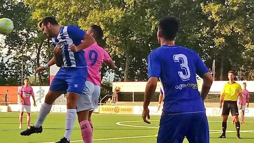 El Banyoles-Figueres, ajornat per un positiu de Covid-19