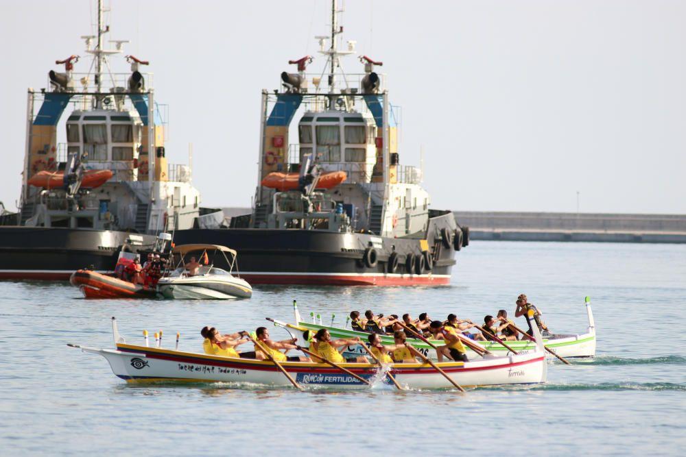 El Puerto vibra con La Liga de Jábegas