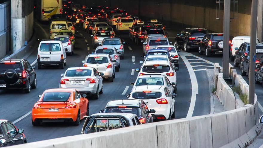 La DGT prevé 4,8 millones de desplazamientos por el puente de Todos los Santos