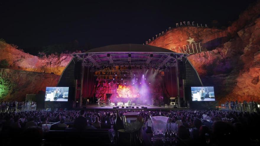 Marenostrum, Pompidou y Starlite ofrecen una amplia agenda musical para este verano