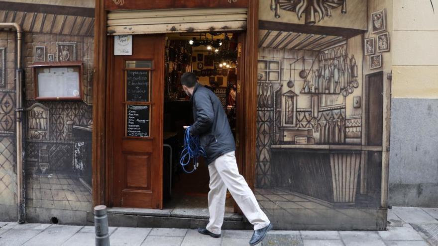 Luz verde a las ayudas al turismo, la hostelería y el comercio