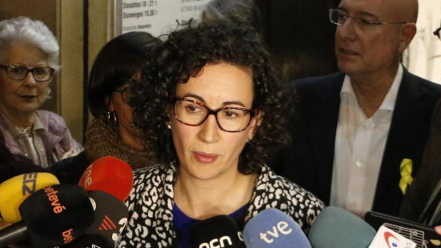 Rovira: «Si l'Estat rebutja el diàleg, farem avançar el país sense demanar permís»