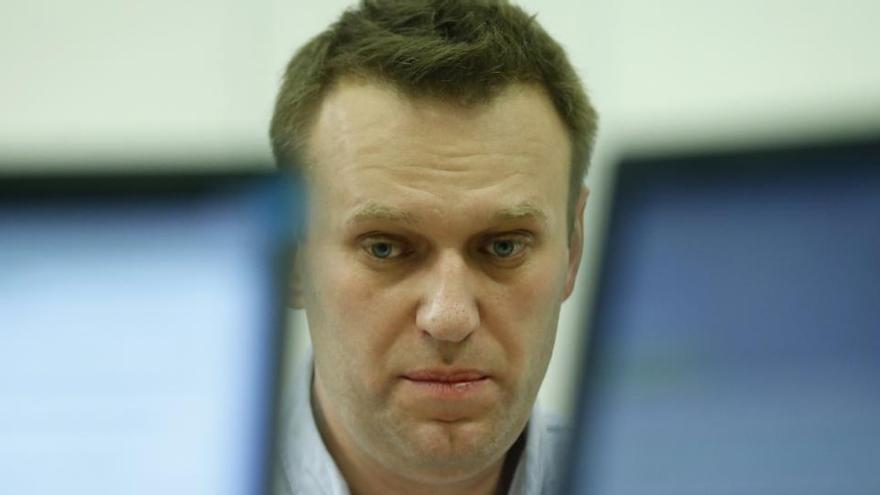 Rusia congela las cuentas bancarias de Navalni y embarga su apartamento