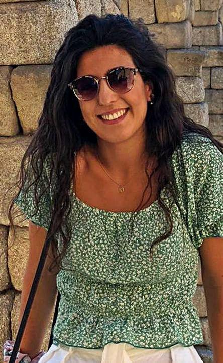 Sara Álvarez.
