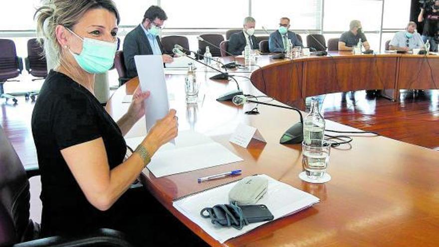 El Gobierno canario da por seguro que los ERTE seguirán sin estado de alarma