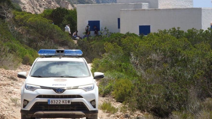 Cuarenta migrantes llegan a Mallorca en patera, cifra récord durante este año