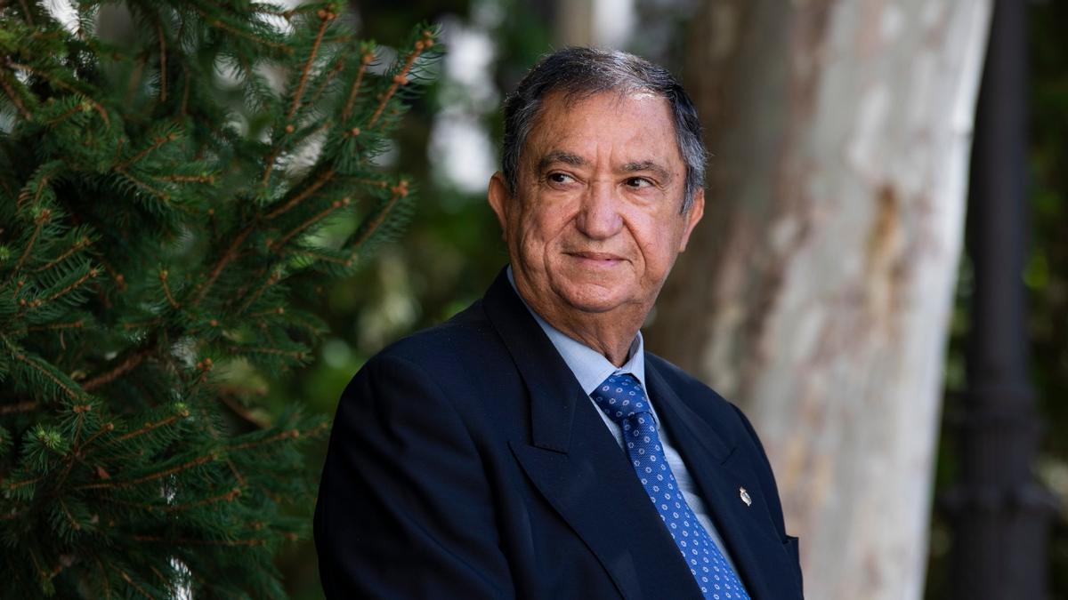El senador socialista por Tenerife y miembro de la Comisión Mixta para la Unión Europea, Pedro Anatael Meneses