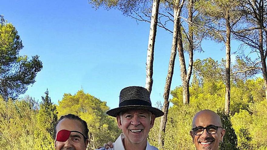 Encuentro en Mallorca con el histórico guitarrista de Roxy Music