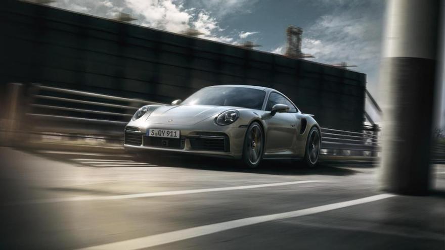 Porsche lanza el 911 Turbo S, con 650 CV de potencia, desde 249.693 euros