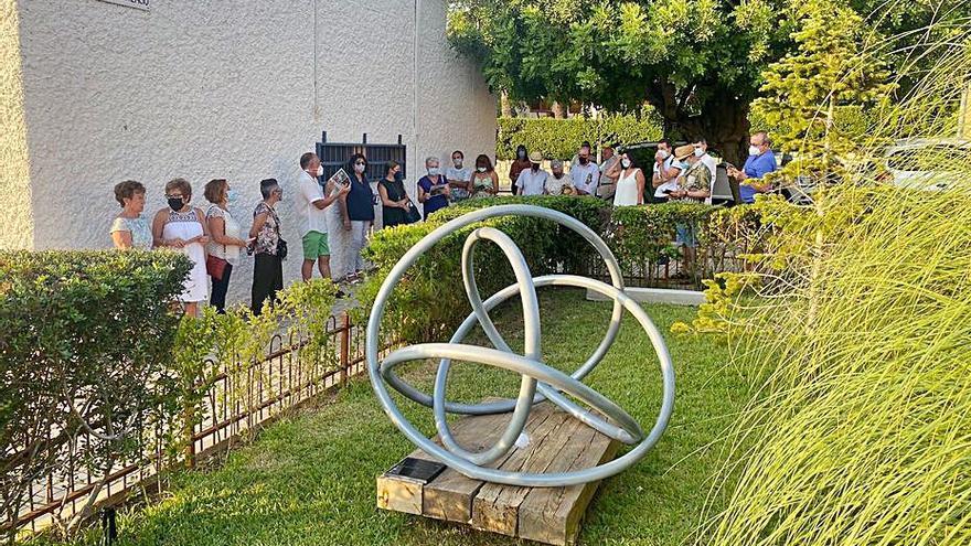 De urbanización a museo de arte efímero
