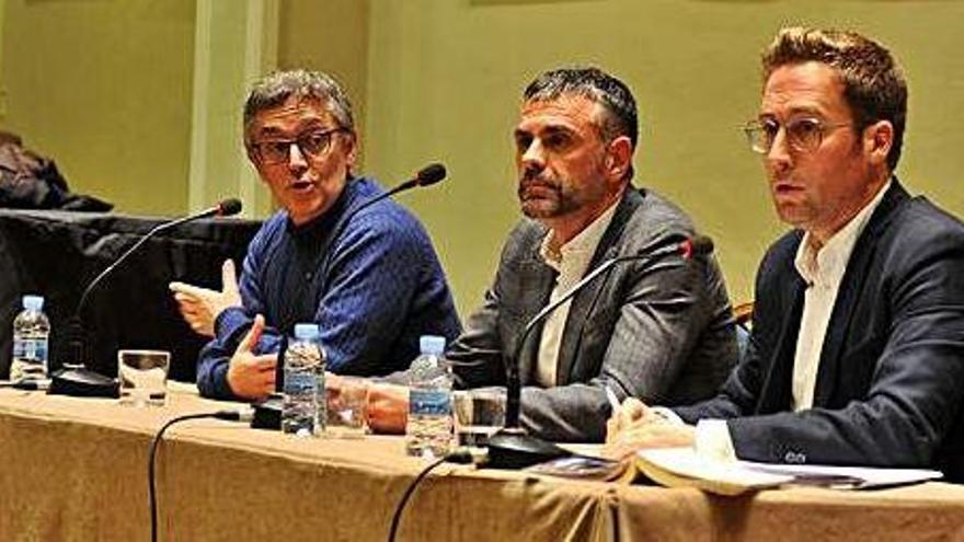 Figueres Santi Vila presenta «Vèncer i convèncer»