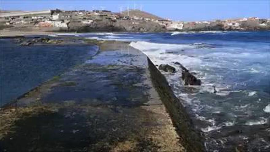 Tiempo en Canarias | Así está Bocabarranco (Gáldar)